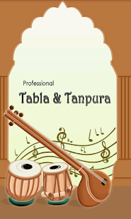 Professional Tabla Tanpura