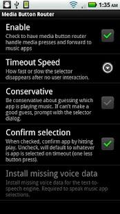 Media Button Router- screenshot thumbnail