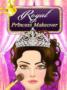 Royal Princess Makeover