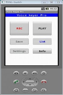 Voice Keyer Pro - screenshot thumbnail