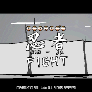 George's Ninja Fight(LITE) for PC and MAC