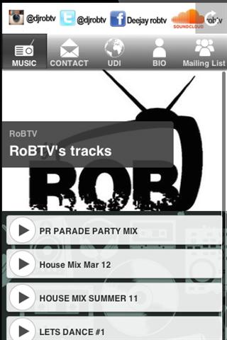 DJ ROBTV