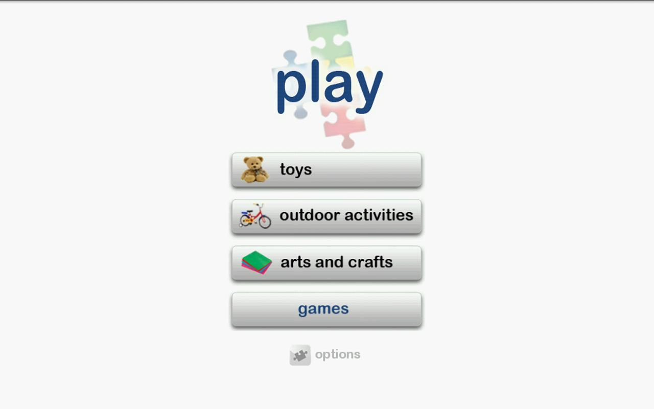 Autism iHelp – Play- screenshot