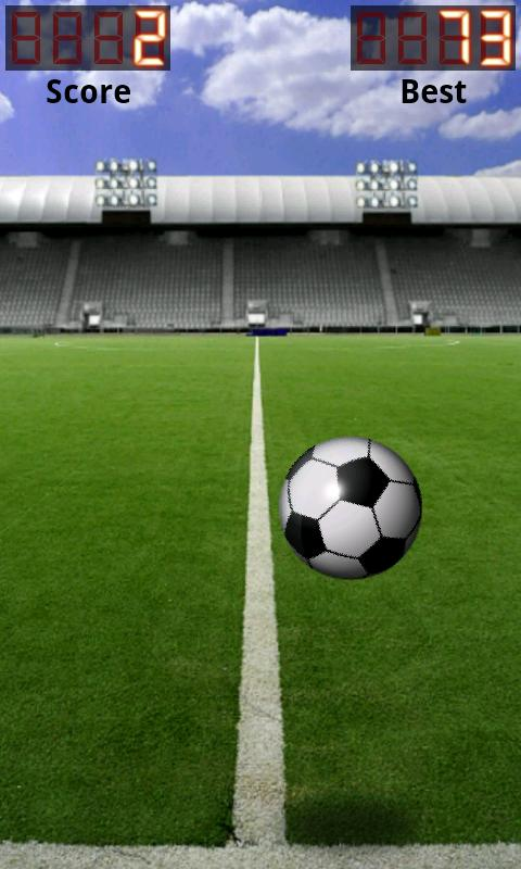 Ball Dribble - Soccer Juggle - screenshot
