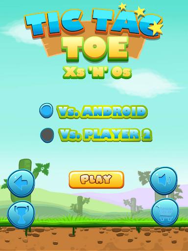 Tic Tac Toe Xs n Os 1.0.21 screenshots 1