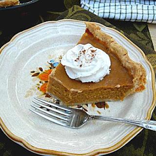 An Amazing Pumpkin Pie Recipe