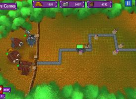 Screenshot of Castle Defense - Creature rush