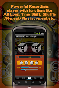 Hindi Radio - With Recording - screenshot thumbnail