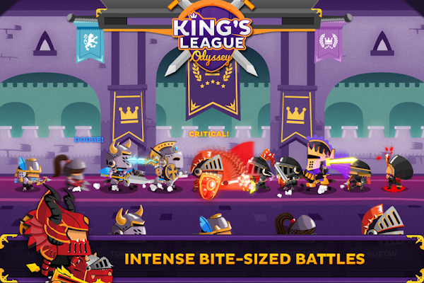 King's League: Odyssey Screenshot Image