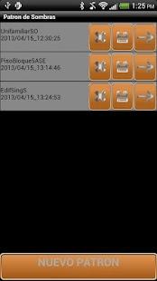 Patrones de Sombra- screenshot thumbnail