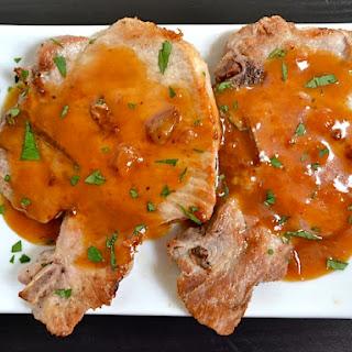 Apricot Dijon Pork Chops Recipe