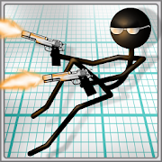 Gun Fu: Stickman Edition MOD APK 1.9.3 (Free Shopping)