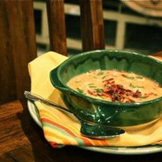 Cougar Gold-Potato Soup