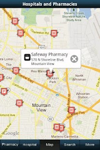 Hospital and pharmacy finder- screenshot thumbnail