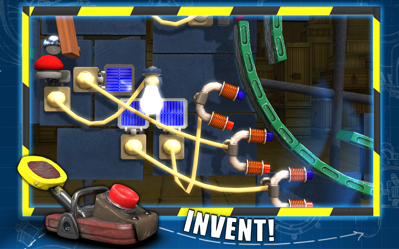 Crazy Machines GoldenGears THD - screenshot