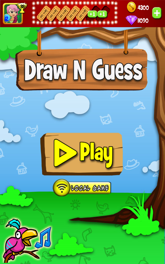 Line Drawing Game App : Draw n guess multiplayer android apps on google play