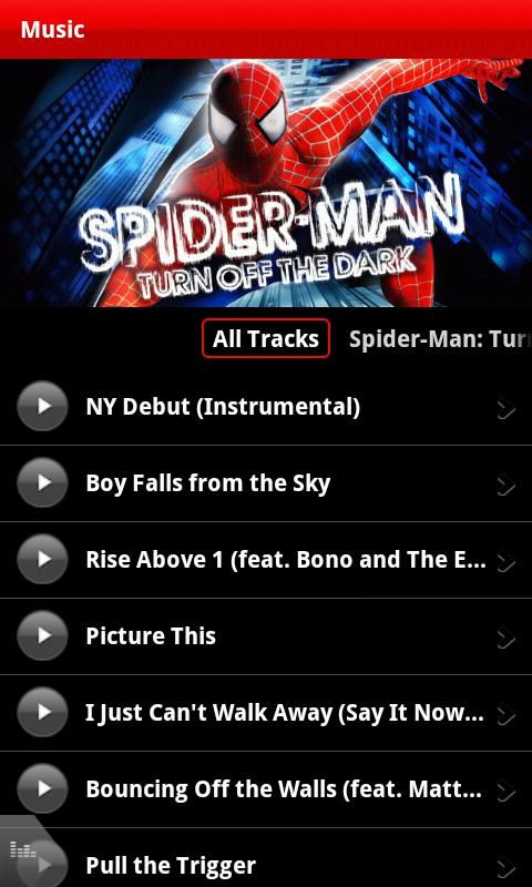 SPIDER-MAN TURN OFF THE DARK - screenshot