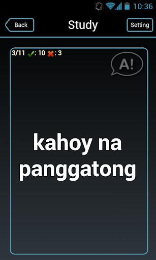 免費下載教育APP|English - Filipino flashcards app開箱文|APP開箱王