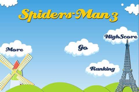 Spiders-Man Running 3