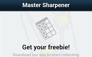 Screenshot of Master Sharpener