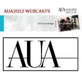 AUA 12 Webcasts