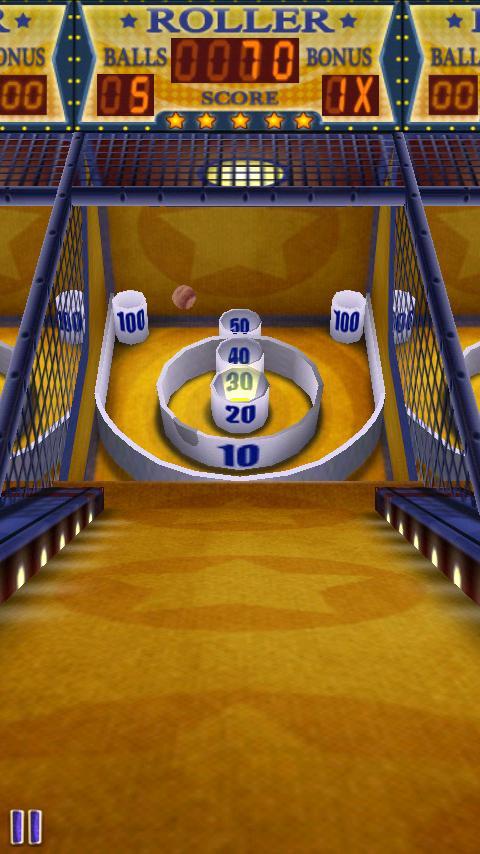 Roller - screenshot