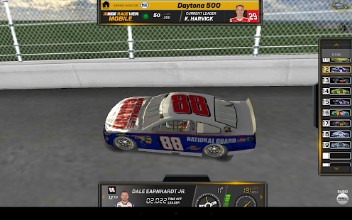 NASCAR RACEVIEW MOBILE Screenshot 16
