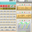 MathScript Scientific Calc icon