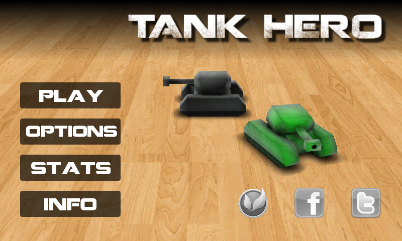 Tank Hero - screenshot