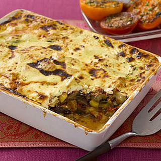 Vegetable Moussaka