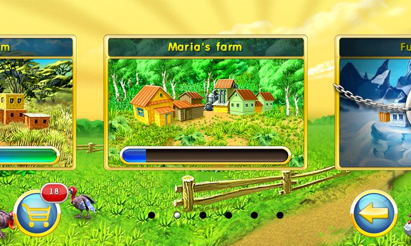 Farm Frenzy 3 - screenshot