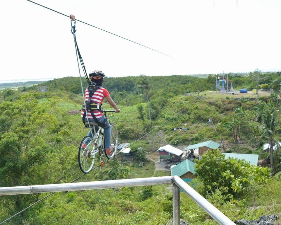 Must Try: Sky Bike in Medellin Cebu - Talk About Cebu