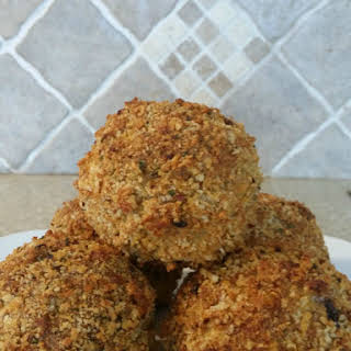 Scotch Eggs – Baked not Fried.