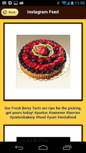 【免費商業App】Portos Bakery App-APP點子