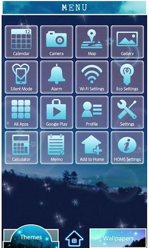 Night Sky Wallpaper Theme 1.6 Windows u7528 2