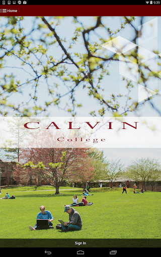 calvin college location