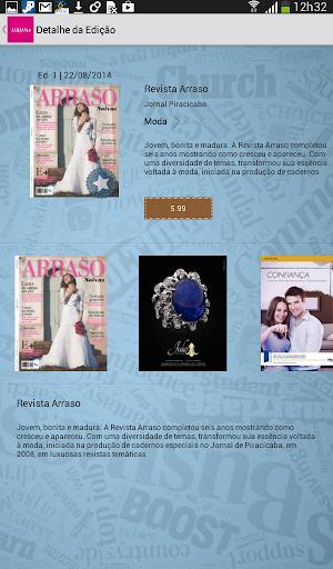 Revista Arraso