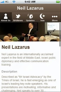 Neil Lazarus- screenshot thumbnail