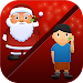 Phone Call from Santa Claus Icon
