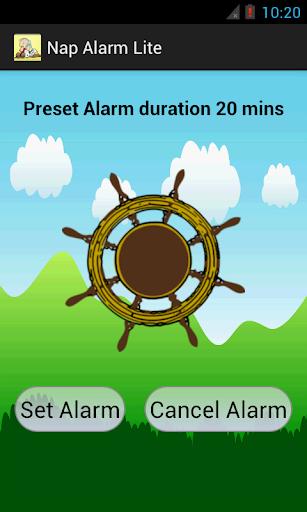 Nap Alarm Lite