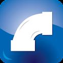 Transparent Blue - Logo