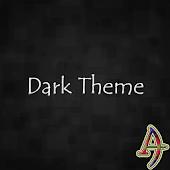 Texture Dark eXperiance Theme
