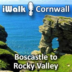 iWalk Boscastle - Rocky Valley