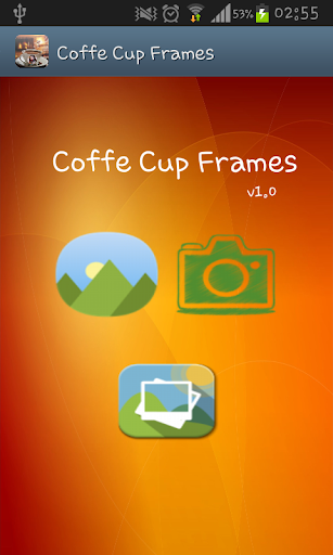 Coffee Cup Frames - 2014