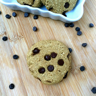 Easy Chocolate Chip Oat Cookies