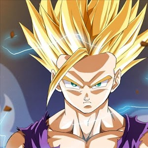 Son Goku Live Wallpaper APK