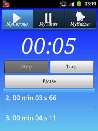 T me Chrono-Minuteur-Réveil