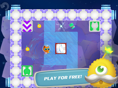 Space Kitty Puzzle- screenshot thumbnail