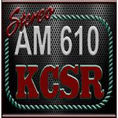 KCSR AM 610