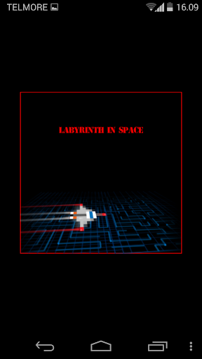 Labyrinth in Space